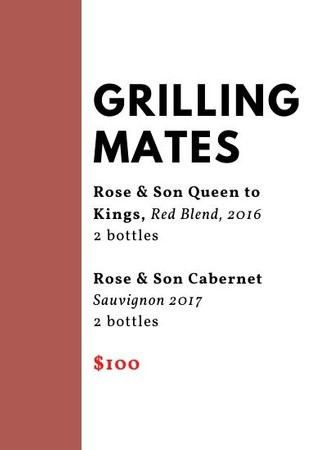 Grilling Mates