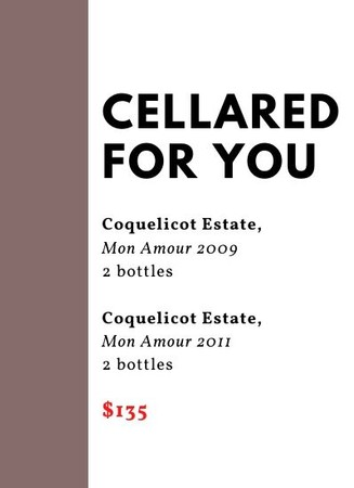 Cellared For You