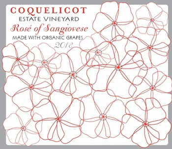 2018 Rosé of Sangiovese
