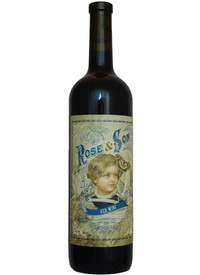 2015 Rose & Son Red Wine Image